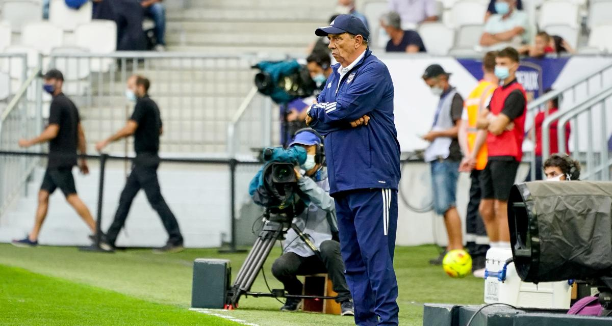 Girondins - Mercato : Gasset devrait bientôt laisser filer un attaquant