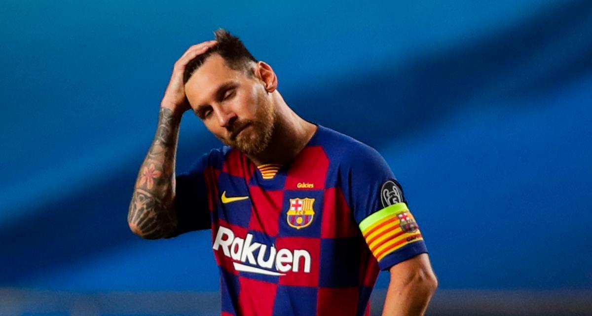 FC Barcelone : Messi met encore un gros vent à Koeman !