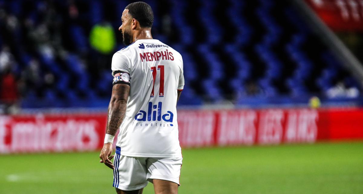 OL – Mercato : Leonardo veut Memphis Depay au PSG !