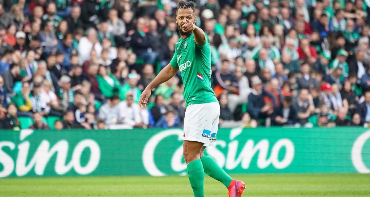 ASSE - Mercato : Diony discute avec un autre club, le RC Lens a laissé passer sa chance