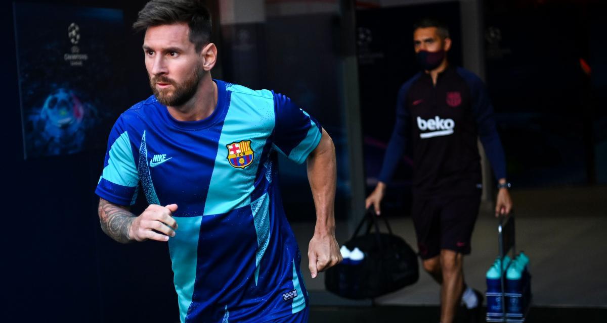 FC Barcelone, PSG - Mercato : le transfert de Messi freiné par City et Guardiola ?