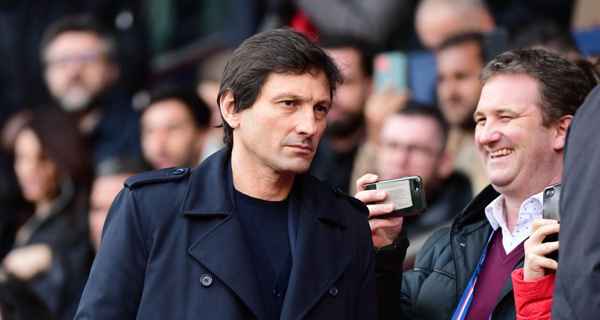 PSG - Mercato : une piste prioritaire de Leonardo refuse de signer à Paris