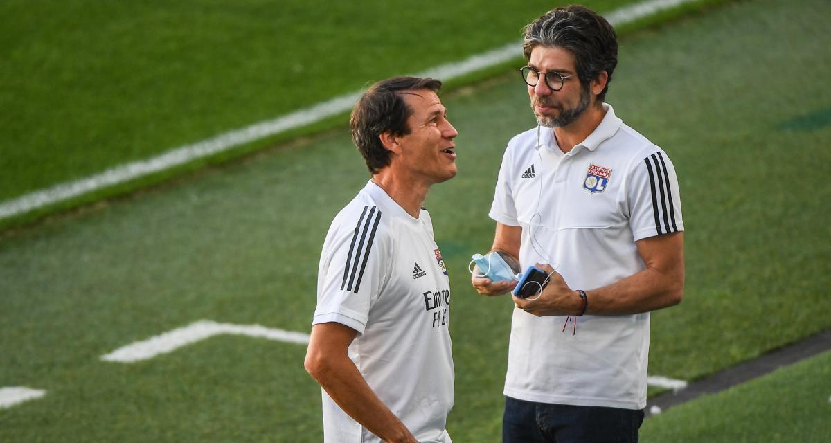 OL - Mercato : Juninho discute pour « 2 ou 3 joueurs », Andersen dans la balance ?