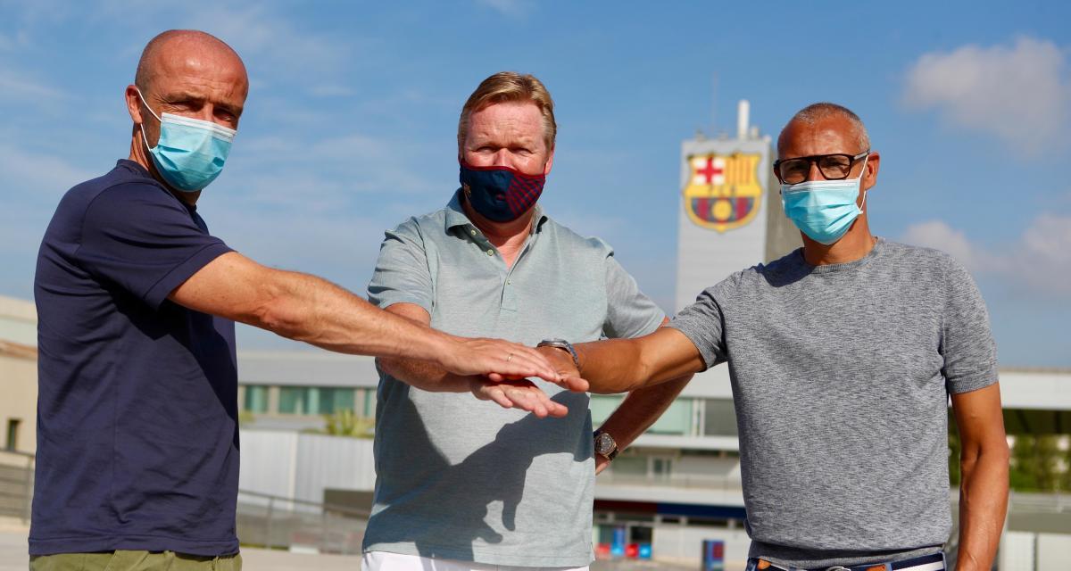 FC Barcelone, PSG - Mercato : Koeman abat un tout dernier atout pour Messi