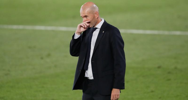 Real Madrid : Zidane est fasciné par l'un de ses joueurs