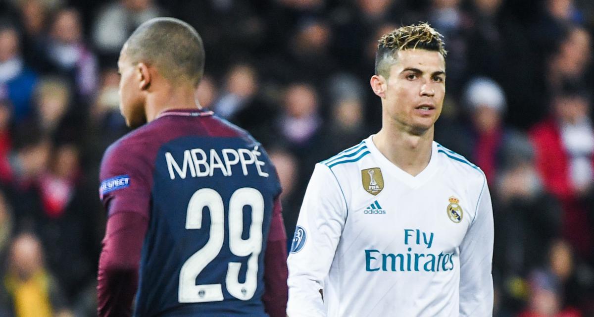 PSG - Mercato : Ronaldo inspire le potentiel successeur de Mbappé
