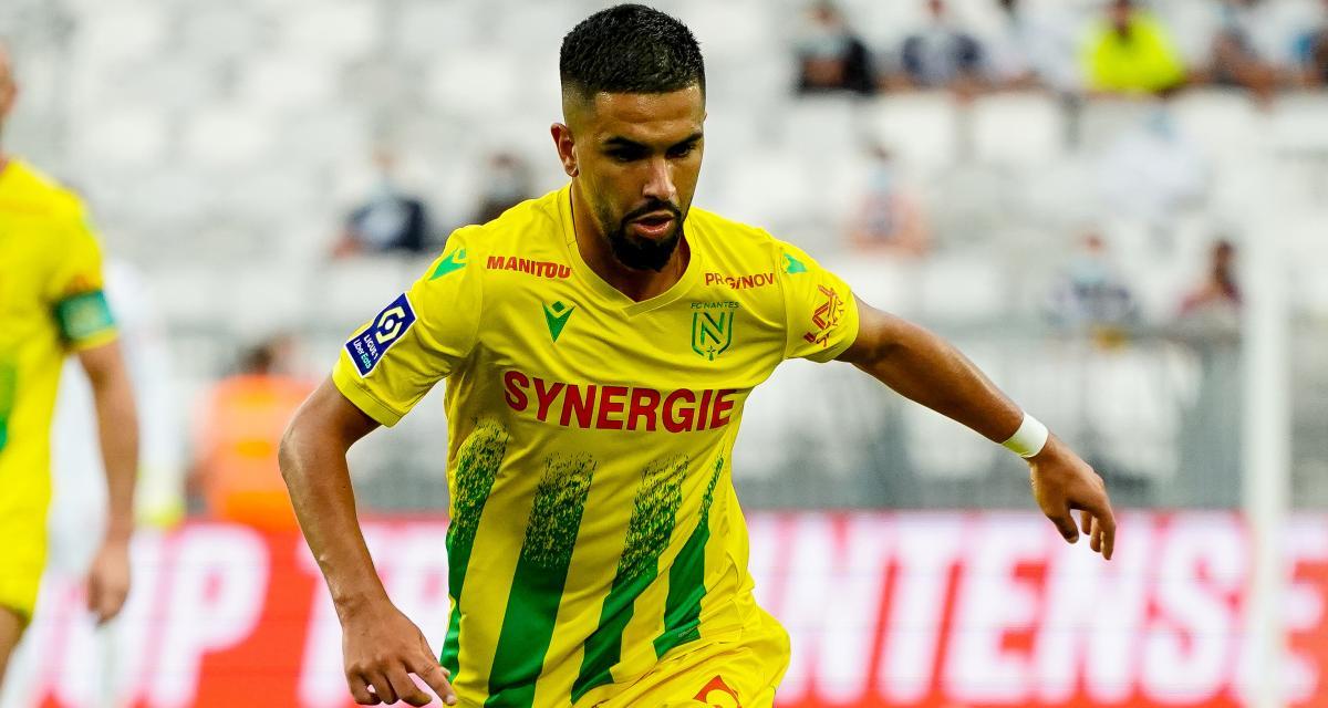 Discipline : 3 matches pour Louza (FC Nantes) !