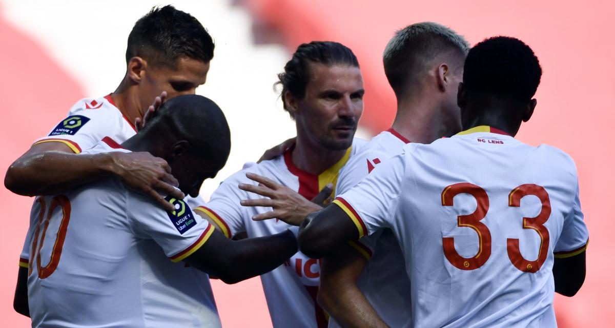 Résultats amicaux: le RC Lens remporte ses deux matches contre Charleroi