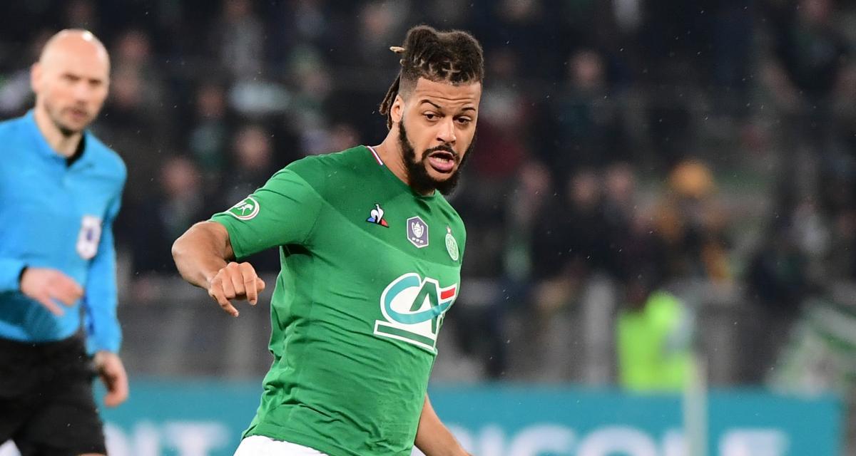 ASSE – Mercato : Diony aurait une touche en L1, le FC Nantes a été sondé