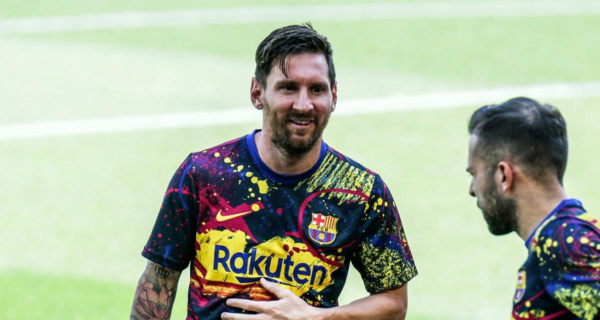 FC Barcelone – Mercato : une nouvelle étape décisive franchie dans le dossier Messi ?