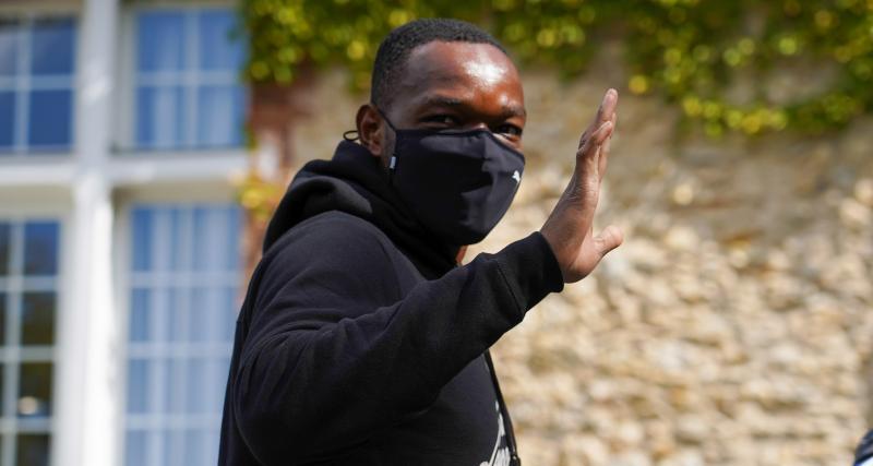 OM : Mandanda, positif au Covid-19, contraint de quitter les Bleus