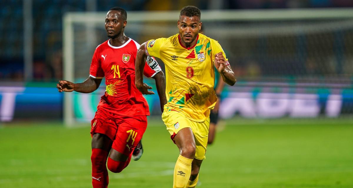 ASSE - Mercato : une concurrence en Ligue 1 pour la piste Steve Mounié
