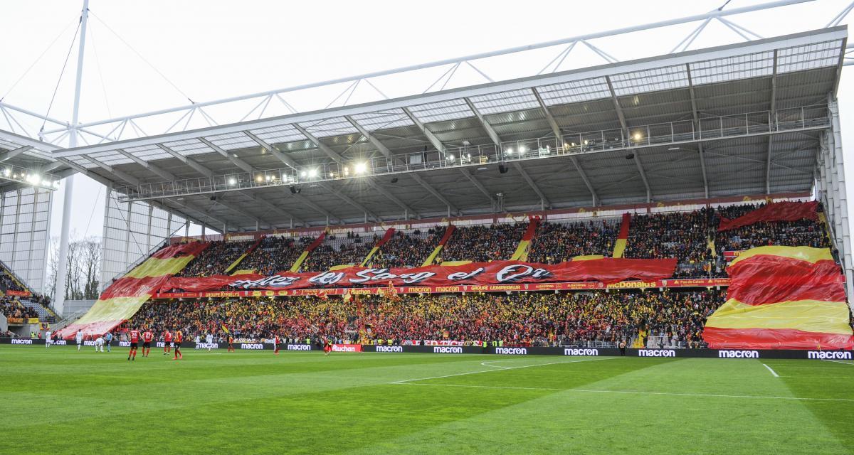 RC Lens : la rencontre face au PSG se jouera devant 5000 personnes
