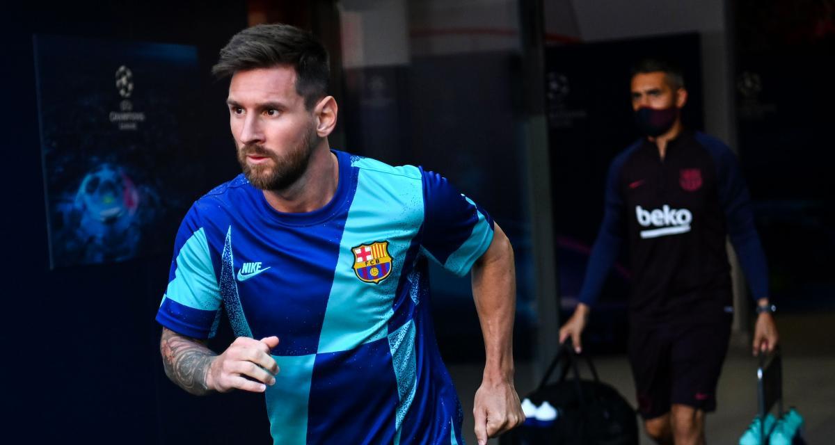 FC Barcelone - Mercato : l'agent de Messi communique à propos de la clause libératoire !
