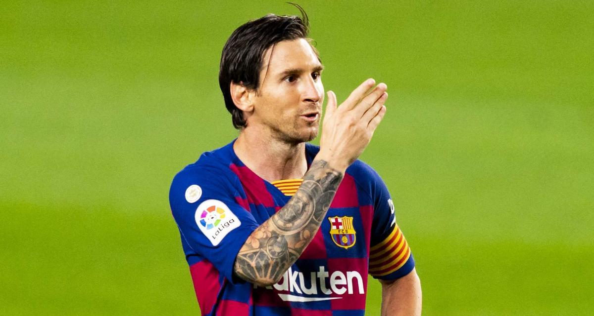 FC Barcelone - Mercato : Messi assure qu'il reste (officiel) !
