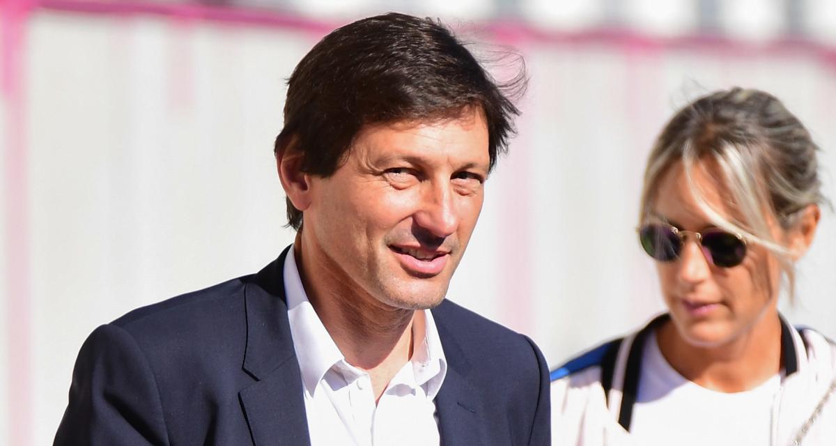 PSG - Mercato : Leonardo veut doubler le Real et le Barça pour cette pépite