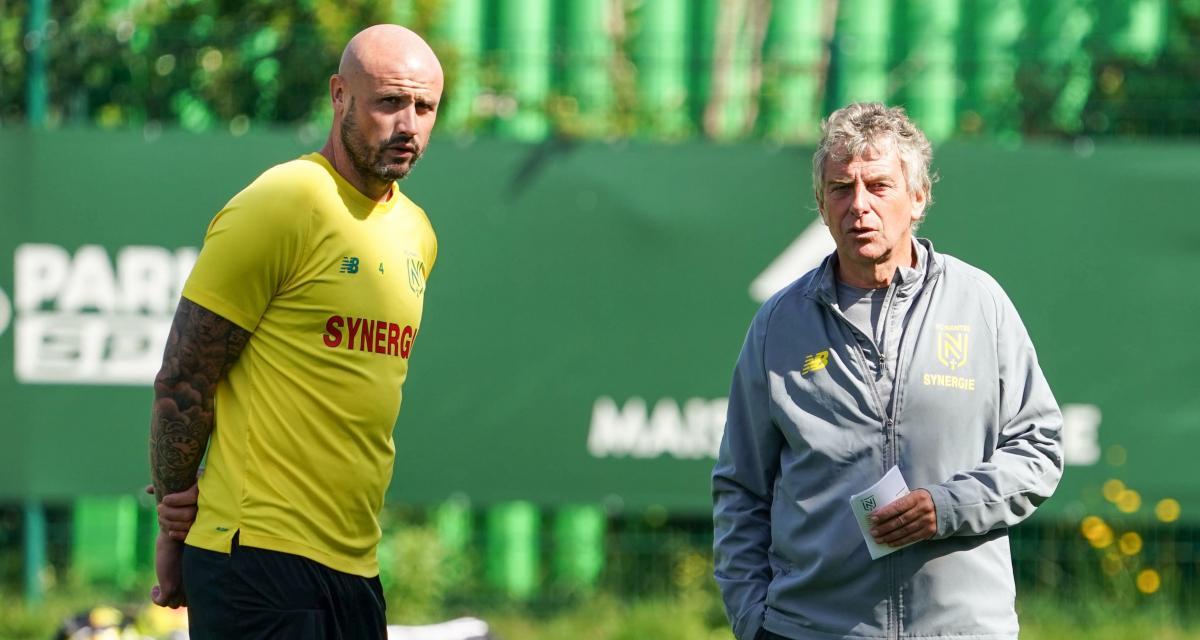 FC Nantes : un cadre du vestiaire adoube Christian Gourcuff