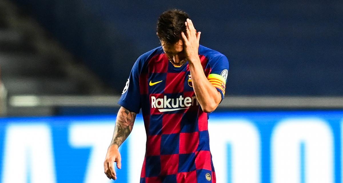 FC Barcelone - Mercato : les socios désavouent totalement Messi !