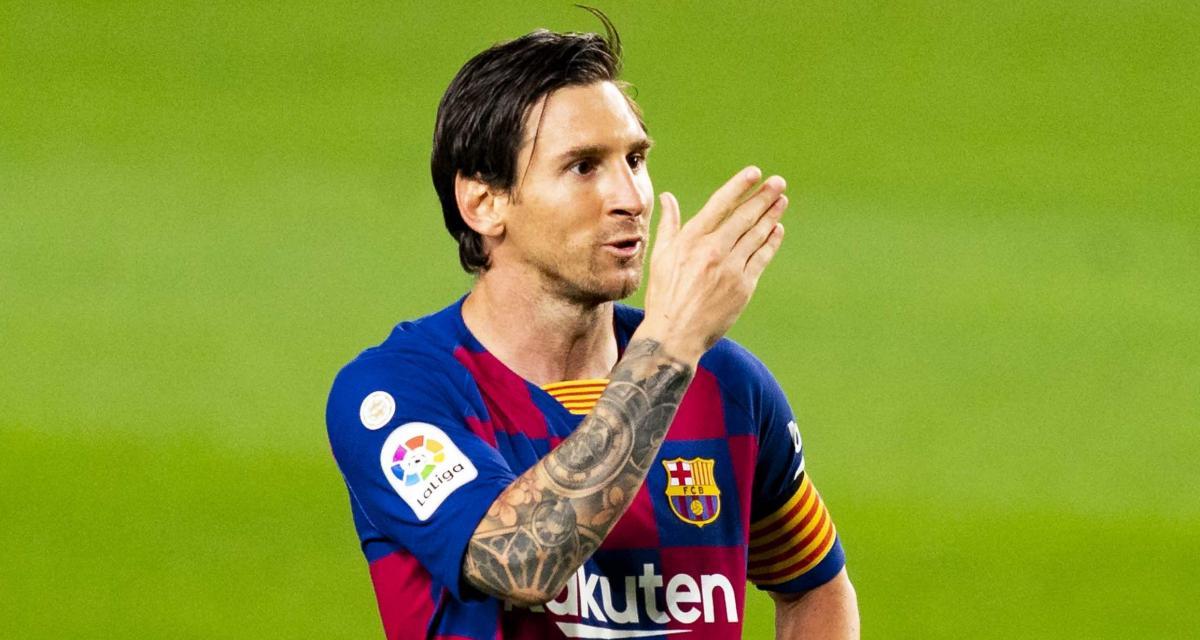 """FC Barcelone, Real Madrid : le """"Se queda"""" de Lionel Messi phagocyte l'actualité"""