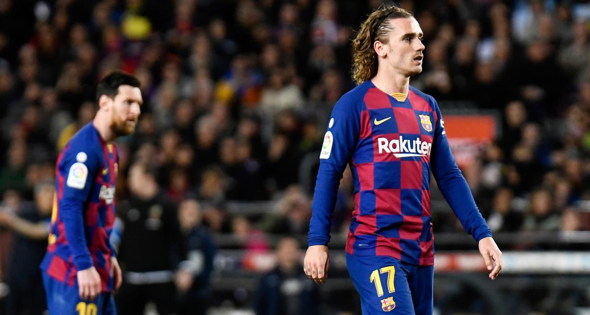 FC Barcelone - Mercato : plus que jamais après l'annonce de Messi, Griezmann doit partir !
