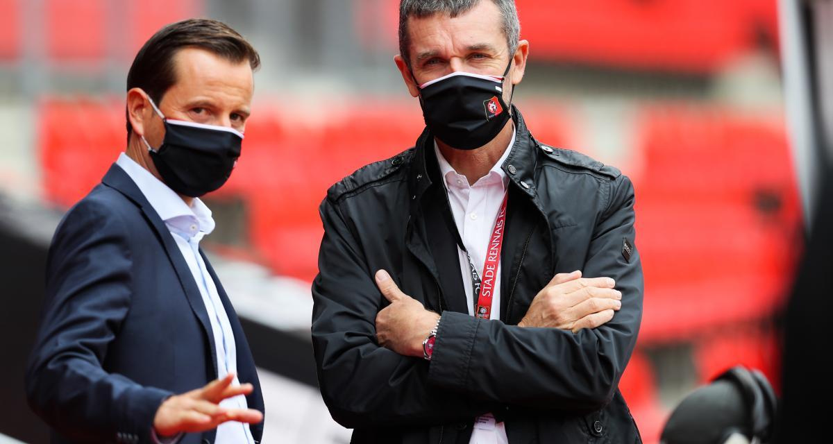 Stade Rennais – Mercato: Stéphan confirme avoir été tenté par un buteur uruguayen