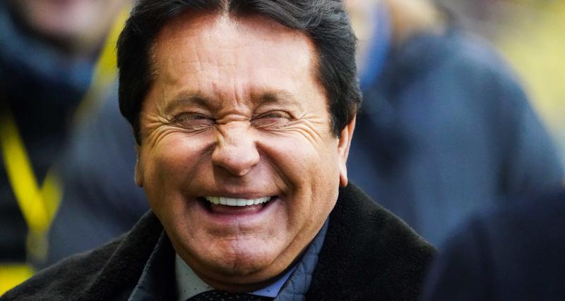 FC Nantes: Waldemar Kita s'est découvert une nouvelle passion chez les Canaris