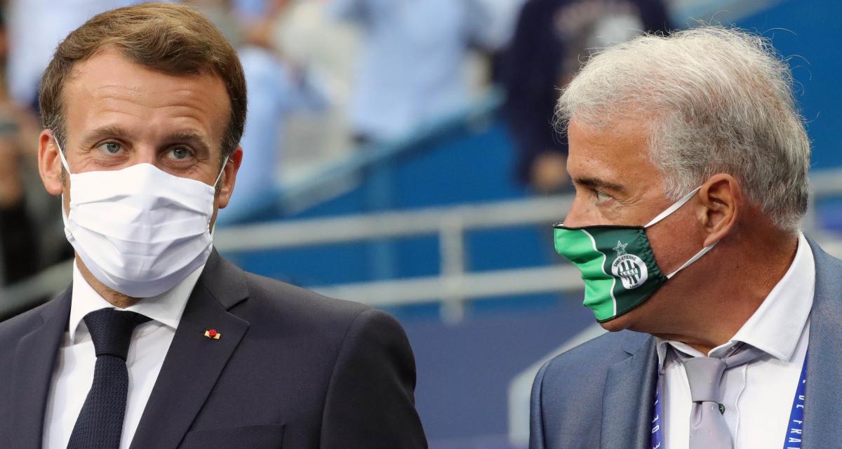 ASSE – RC Strasbourg: Bernard Caïazzo dénonce une injustice qui frappe les Verts