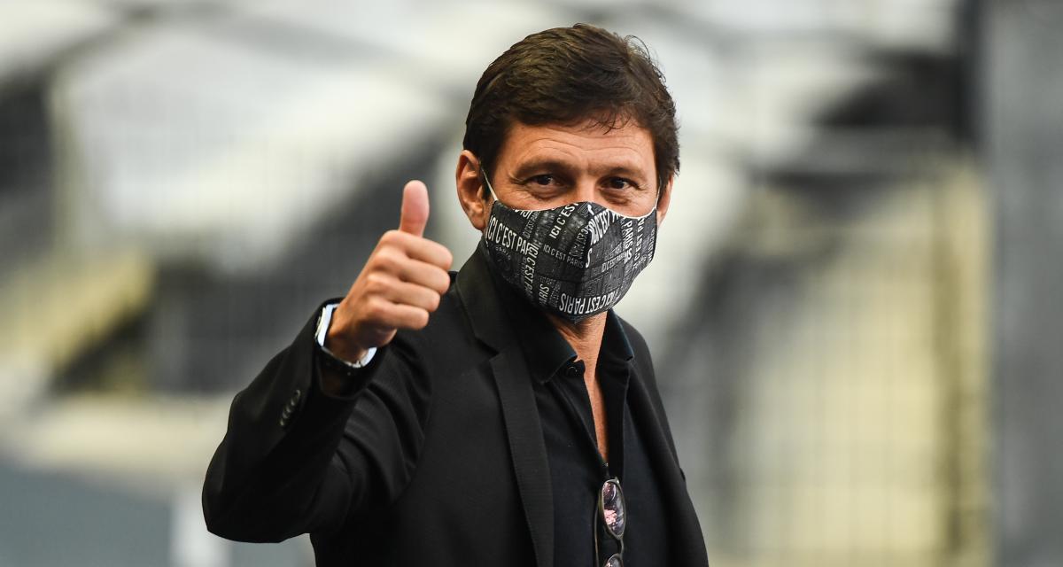 PSG – Mercato: Leonardo met son veto à un départ en défense