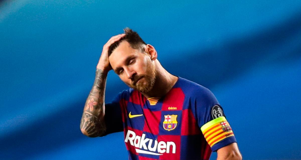 FC Barcelone: Lionel Messi encore à l'écart pour le week-end