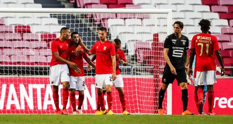 Résultats amicaux: le Stade Rennais et le RC Strasbourg s'inclinent