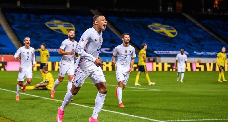 Résultat Ligue des Nations: la France débute par une victoire en Suède (1-0)