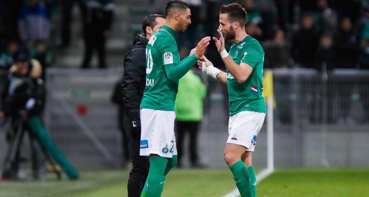 ASSE, Girondins - Mercato : voir Cabaye à Bordeaux, il en rêve !