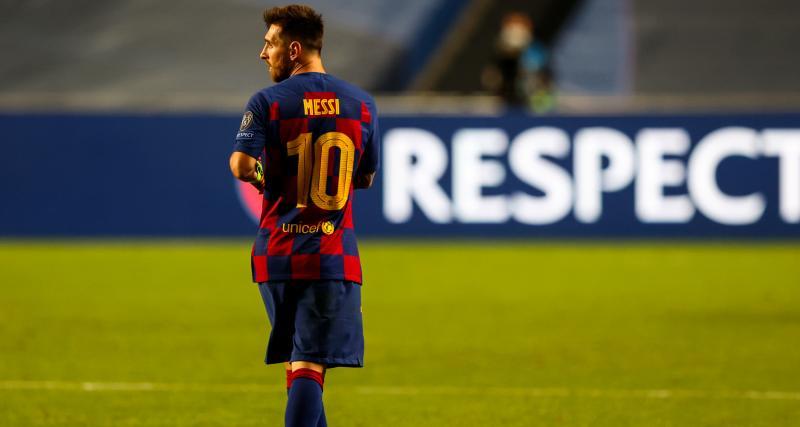 FC Barcelone - Mercato : Griezmann, grand perdant du départ avorté de Messi ?