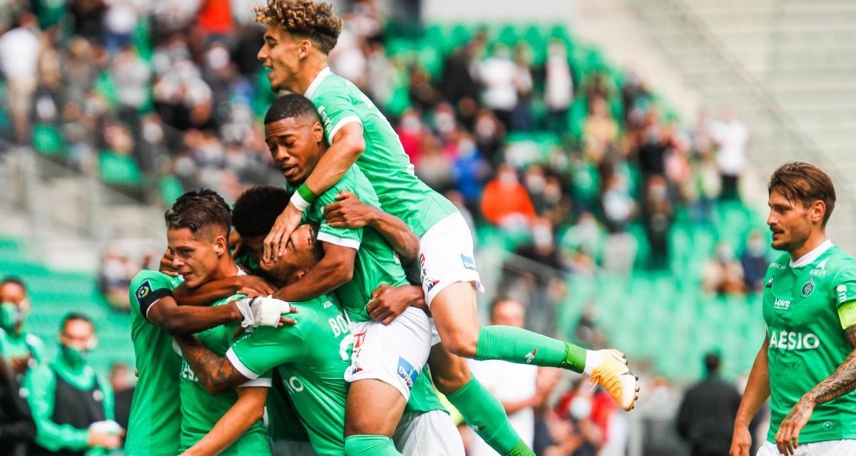 ASSE – RC Strasbourg : Les enjeux du match pour les Verts
