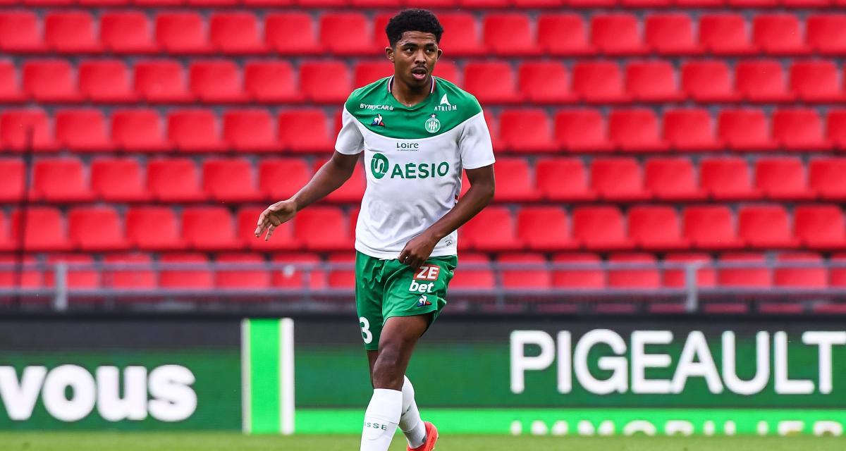 ASSE - Mercato : Leicester bouillant sur Wesley Fofana, ce serait du vent !