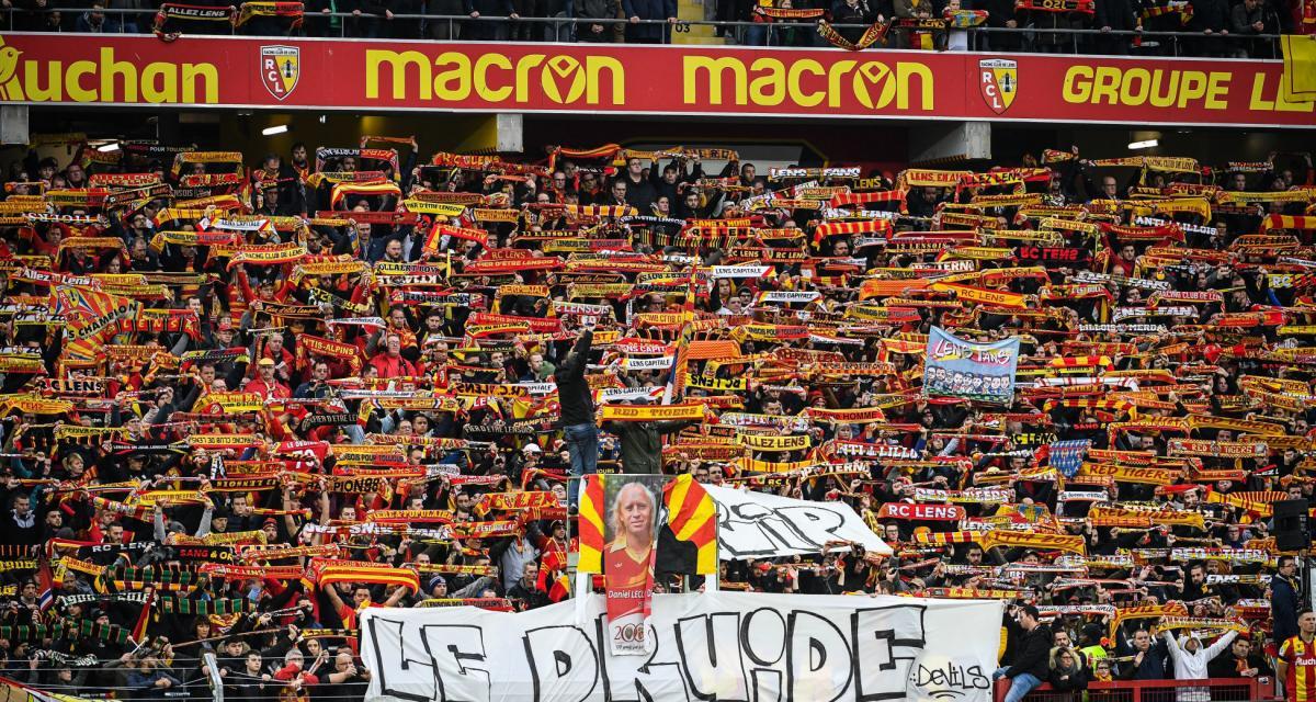 RC Lens - PSG : les supporters lensois devront se tenir à carreau