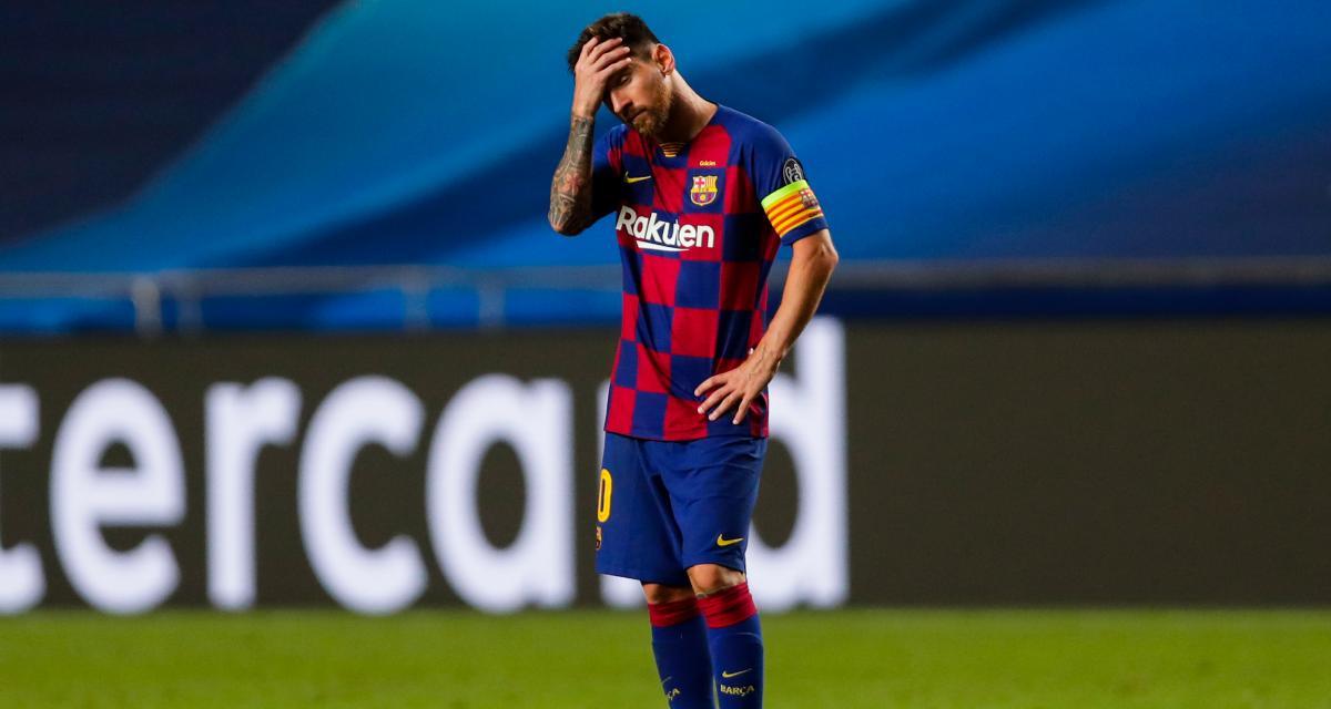 FC Barcelone : le retour de Messi à l'entraînement, les images