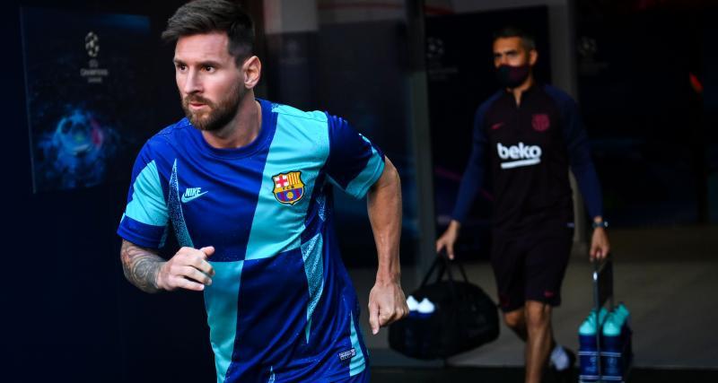 FC Barcelone - Mercato : Messi, la vraie raison de ses envies de départ enfin dévoilée !