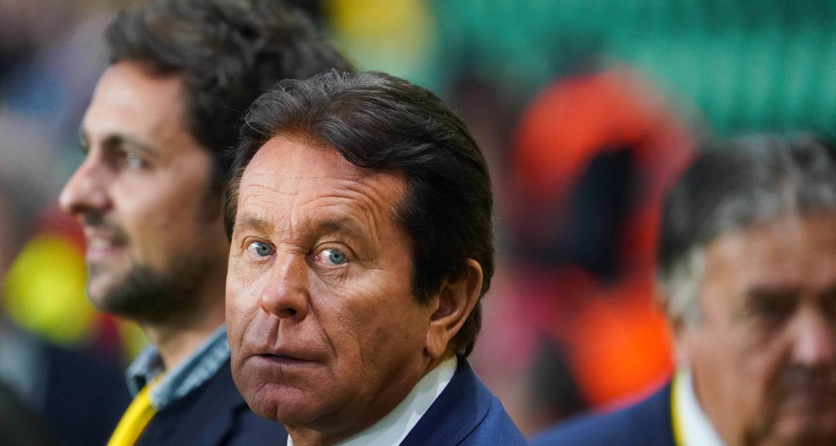 FC Nantes - Mercato : Kita a encore raté un redoutable attaquant argentin !