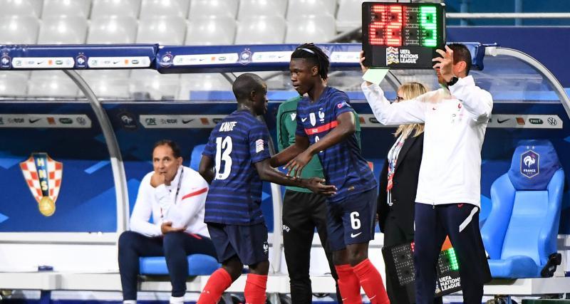 Stade Rennais : Pierre Ménès bave sur la première de Camavinga en Bleu