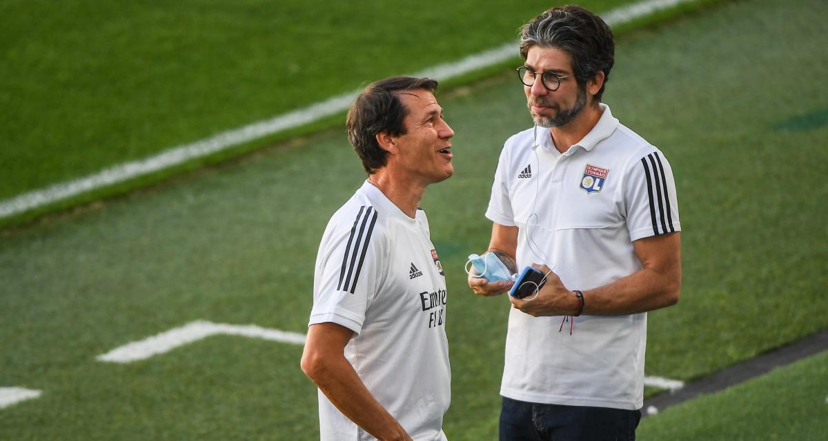 OL : Garcia cause des remous en interne, Juninho doit s'interposer !