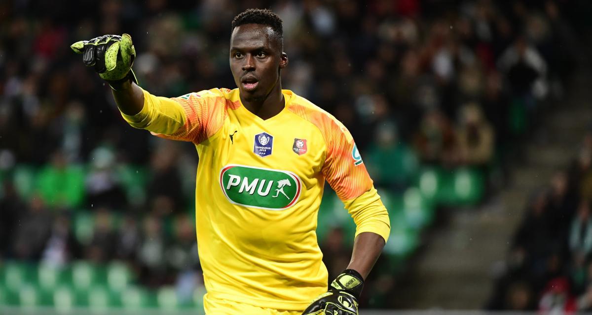 Stade de Reims – Mercato: un joli chèque va tomber grâce à Mendy (Rennes)
