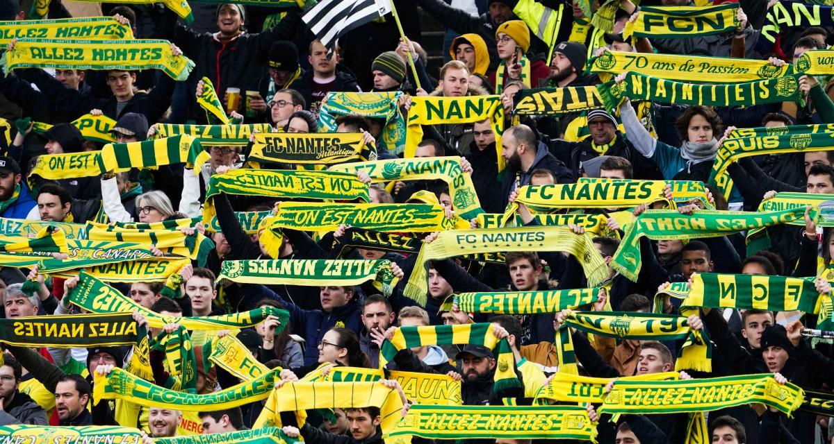 FC Nantes – ASSE: pas de dérogation pour le Nostalgico (officiel)