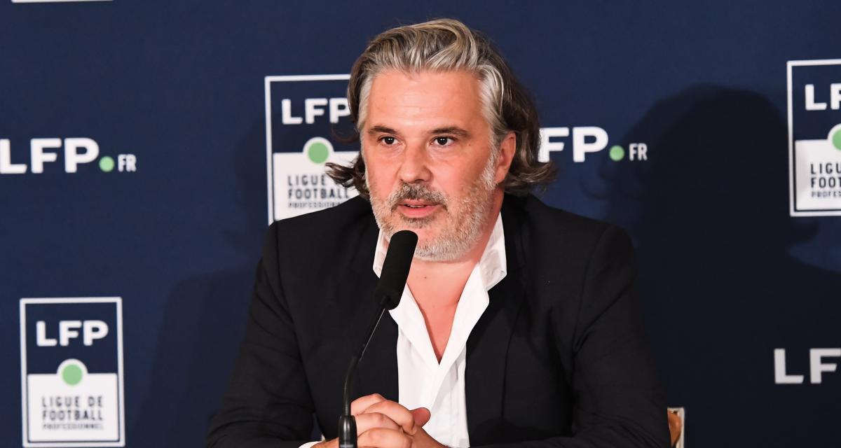 Ligue 1: Vincent Labrune (ex-OM) président de la LFP, Ménès redoute déjà des galères