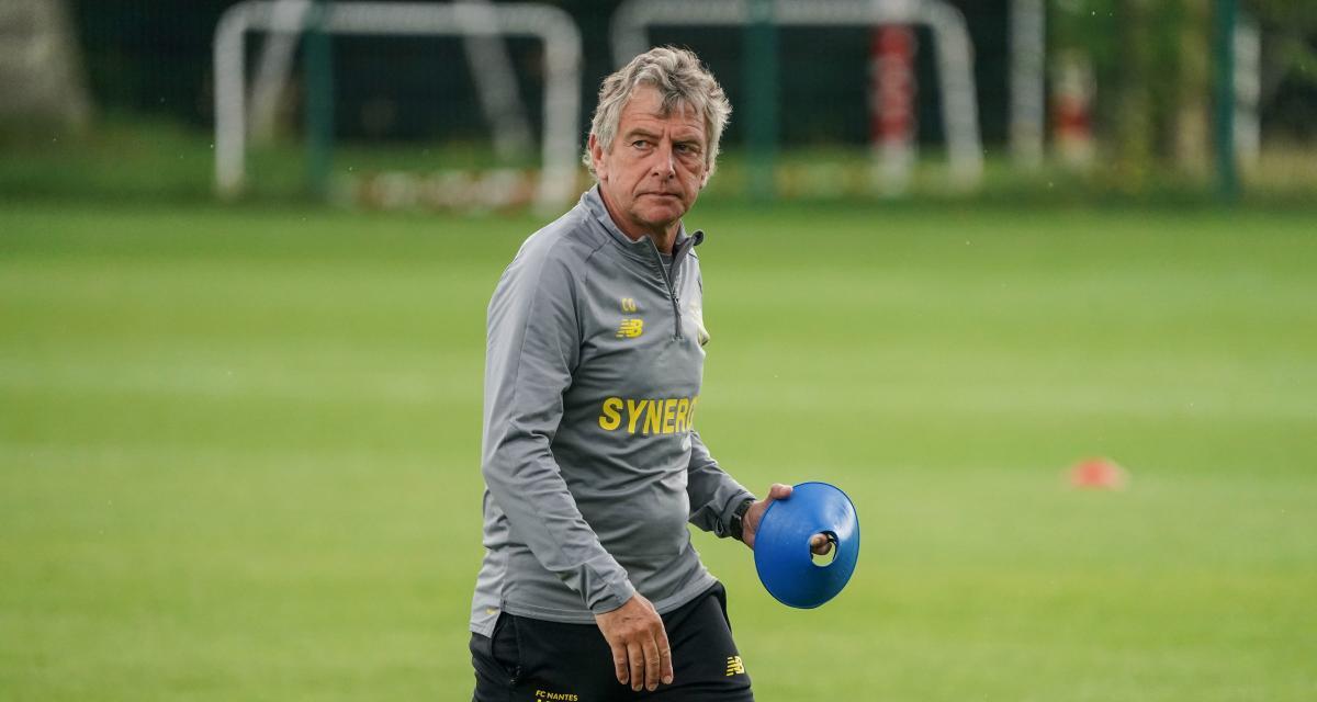 FC Nantes – Mercato: Gourcuff bloque le départ d'un jeune défenseur