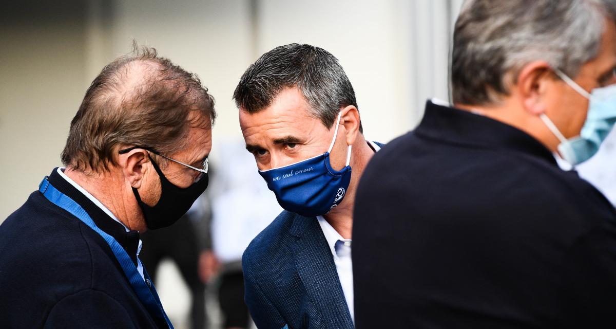 RC Strasbourg- Mercato: la prolongation de Thomasson, le milieu... Keller fait le point