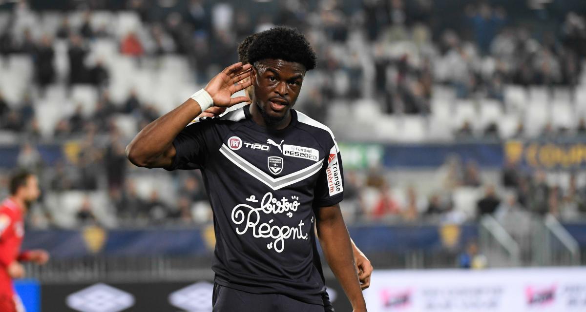 Girondins – Mercato: Gasset a convaincu deux atouts offensifs de rester à Bordeaux