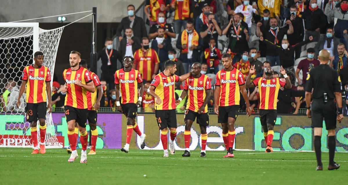 Résultat Ligue 1: RC Lens – PSG (1-0), les Sang et Or font chuter le champion!