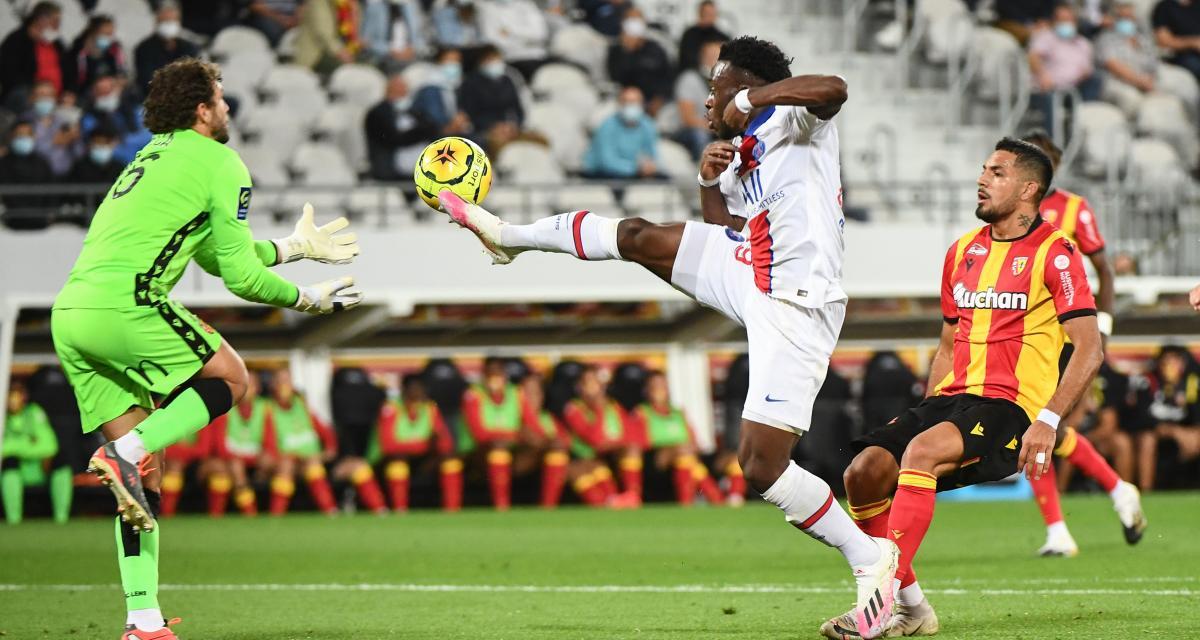 RC Lens – PSG (1-0): Leca content d'avoir endigué la série de Paris à Bollaert, Sarabia ne cherche pas d'excuses