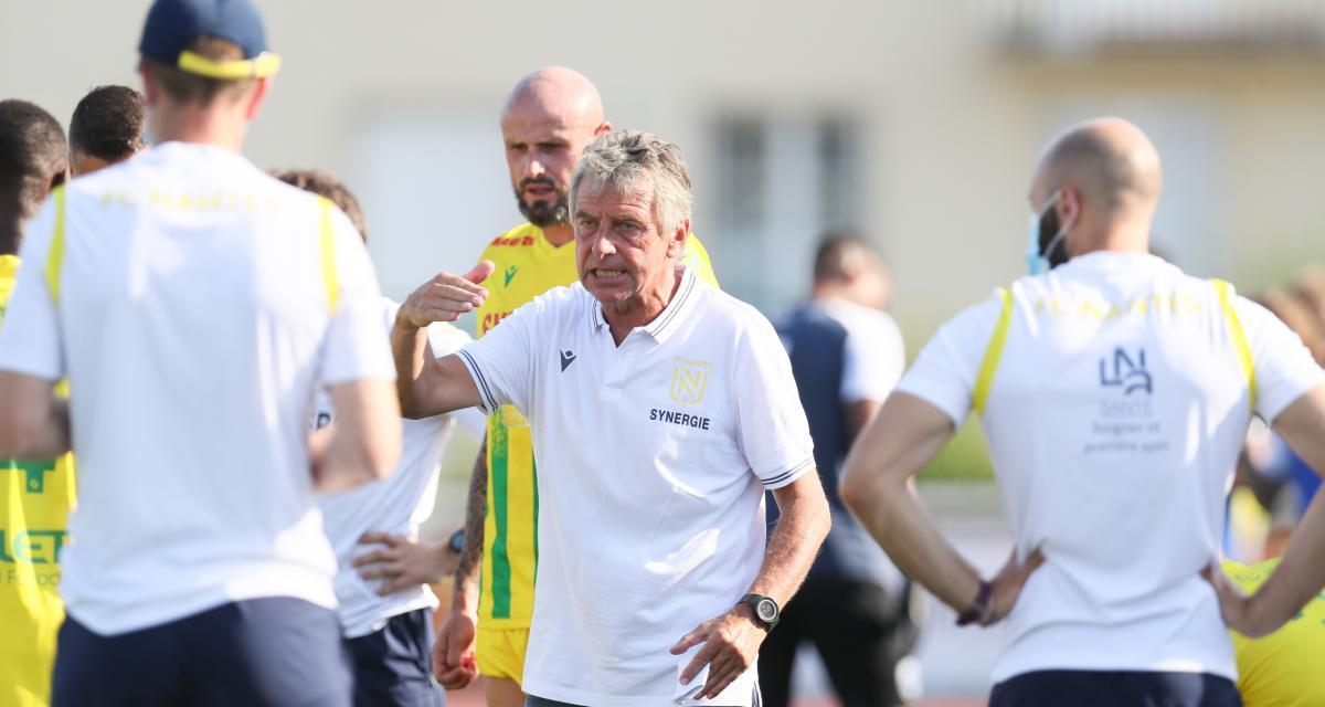 FC Nantes: Christian Gourcuff a toujours divisé dans sa gestion des jeunes